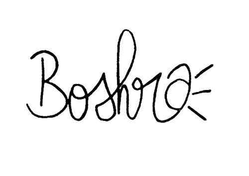 Boshra peinture